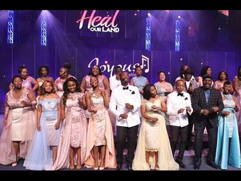 Joyous Celebration 21 – Umoya medley