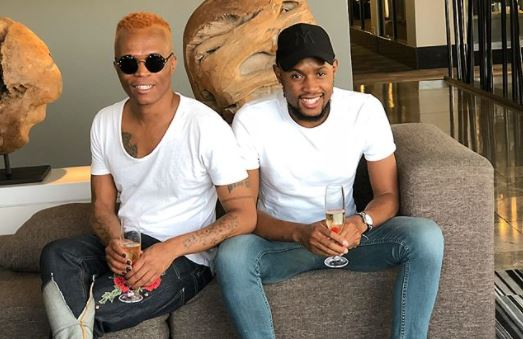 Do you know Somizi and Mohale's Age Gap -find out more about the couple