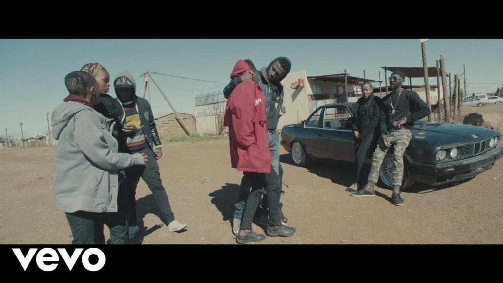 Heartless Intentions song by Black Motion