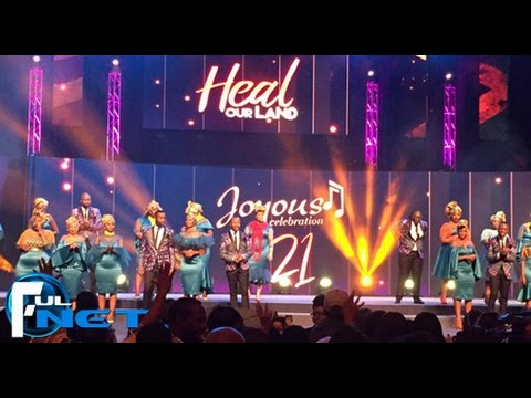 Joyous Celebration 21 – Opening song, live in USA