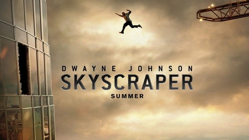 Find out which dates and where SKYSCRAPER 2018 movie will start showing in South African Cinemas