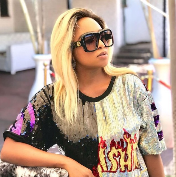 Who is Lethabo from Real Housewives of Johannesburg