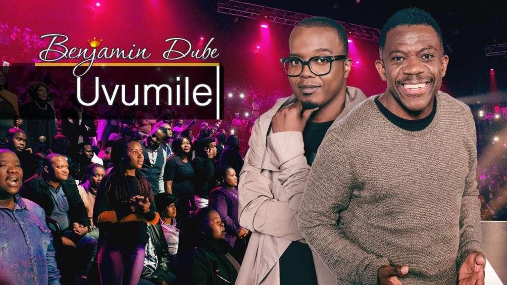 Avumile (Heavens have Agreed) Lyrics Video and Song by Benjamin Dube ft. Xolani Mdlalose