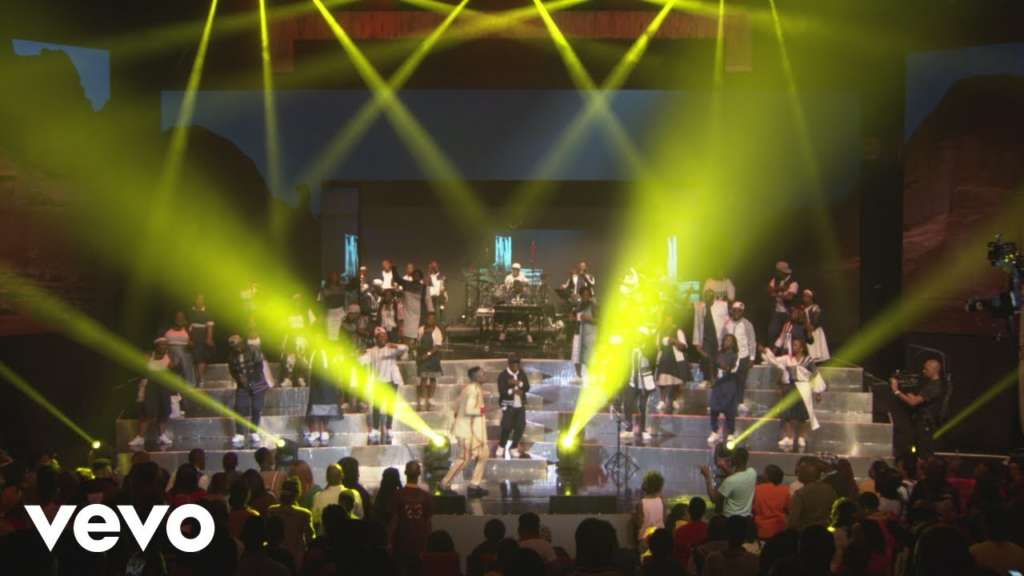 UnguJehova UnguThixo English Translated Lyrics and Music Video by Khaya Sibanyoni (Joyous Celebration)