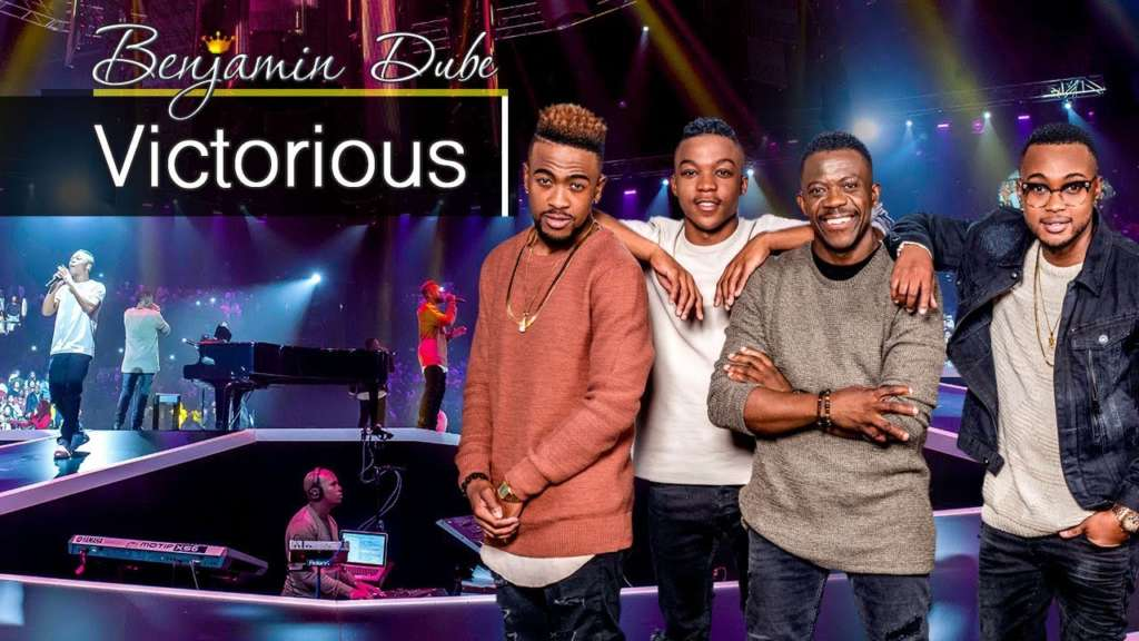 Victorious Lyrics and Video song by Benjamin Dube ft. Dube Brothers
