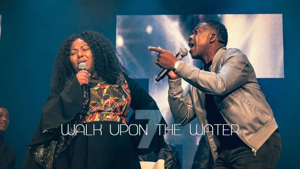Walk Upon the Water Lyrics, song and Video by Benjamin Dube and Zinzi